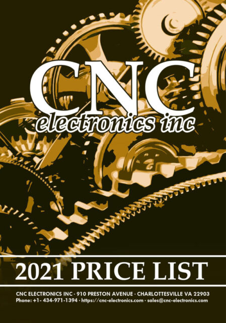 CNC Electronics Inc fanuc parts pricelist 2021