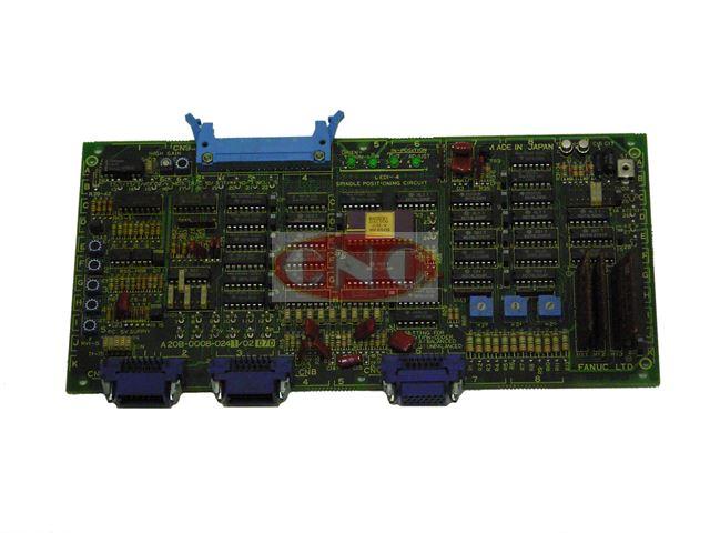 Fanuc Orientation PCB
