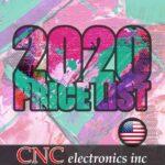 fanuc parts pricelist usa 2020