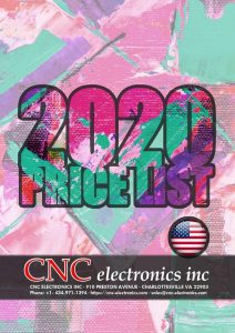 Fanuc parts pricelist 2020